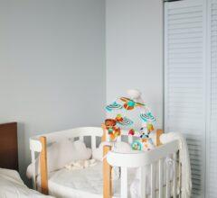 Butterfly Crib Bedding