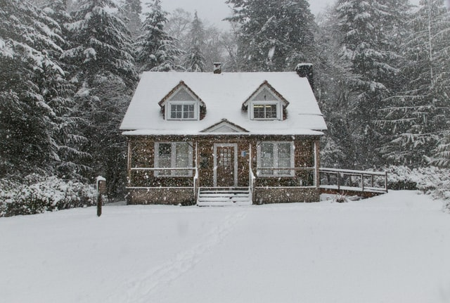protect home from the winter