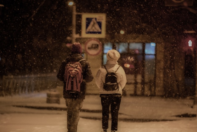 Keys to surviving winter and learning