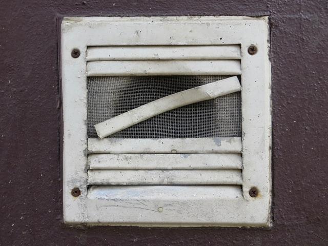 insufficient ventilation