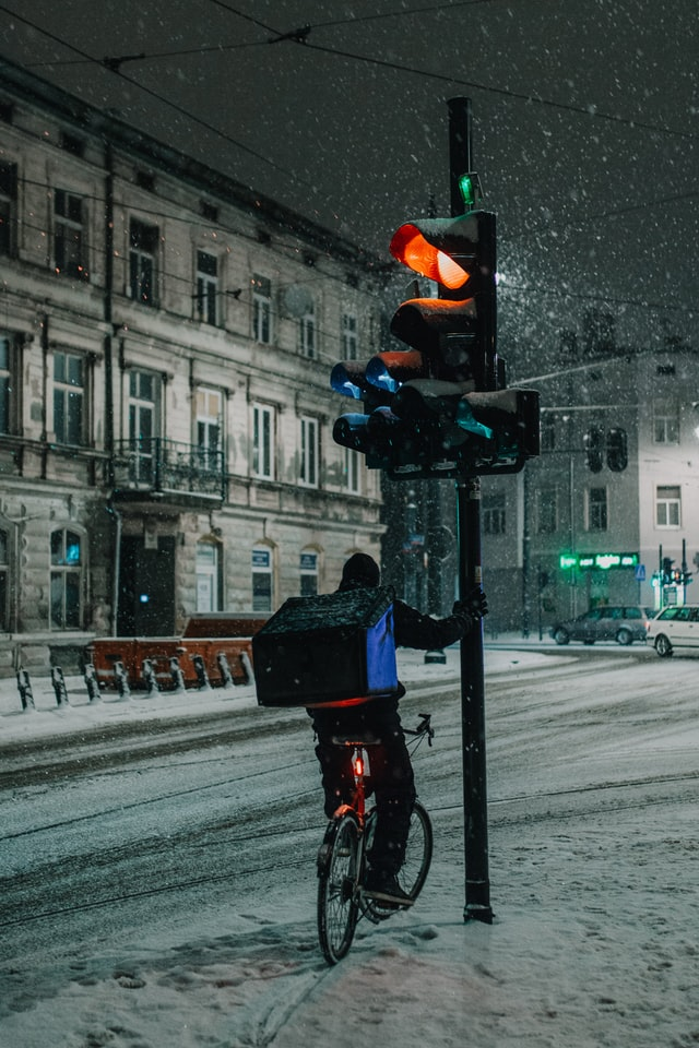 Tips on how to ride on snow
