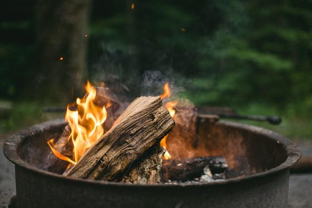 Wood fires
