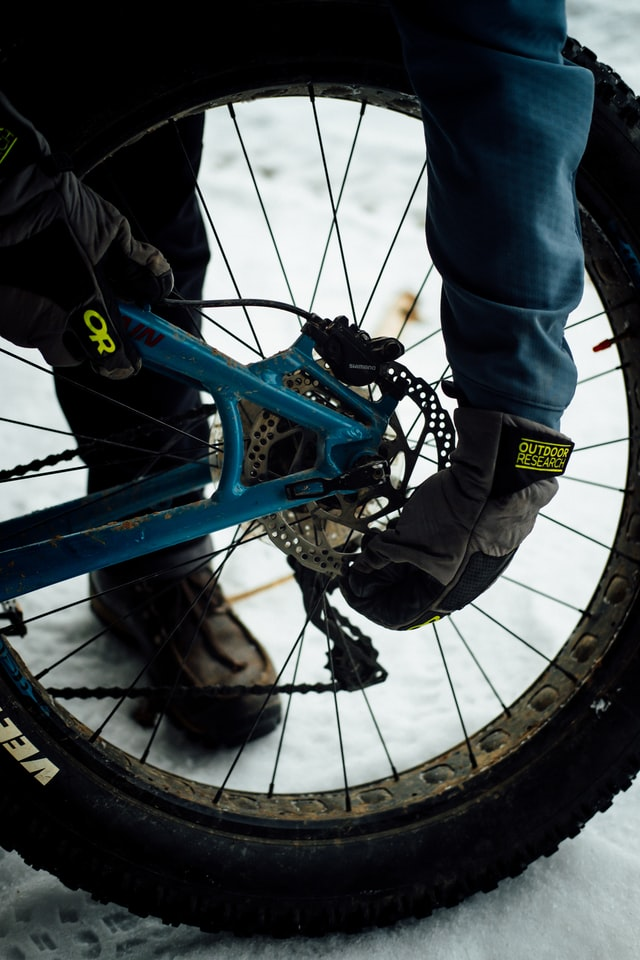 First steps in bike maintenance